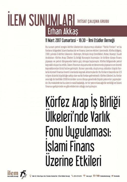 Varlık Fonlarının İslami Finans Üzerine Etkileri