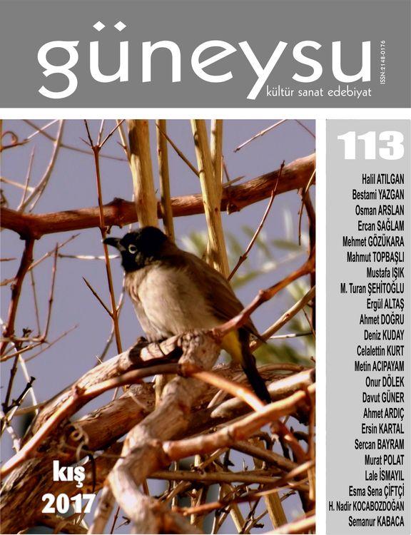 Güneysu dergisi 32 yaşında