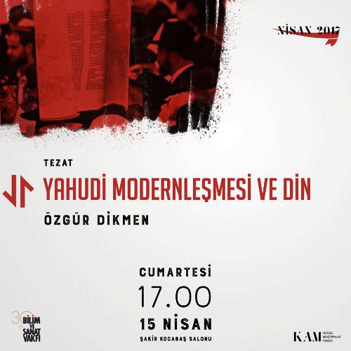Yahudi Modernleşmesi ve Din