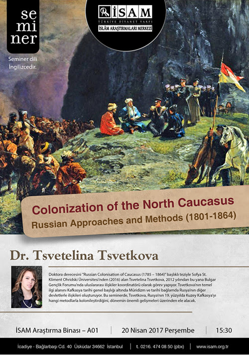Colonization of the North Caucasus: Russian Approaches and Methods