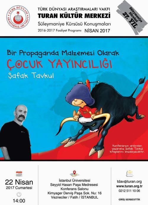 Propaganda Malzemesi Olarak Çocuk Yayıncılığı