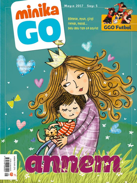 MinikaGO dergisinin 5. sayısı çıktı