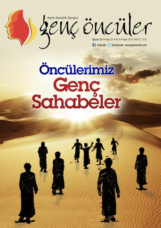 Genç Öncüler dergisinden 'Öncülerimiz: Genç Sahabeler' dosyası