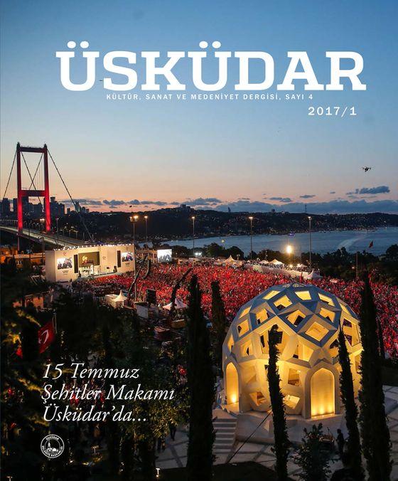 Üsküdar dergisinin 4. sayısı çıktı