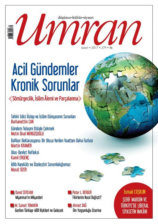 Umran dergisinin 279. sayısı çıktı