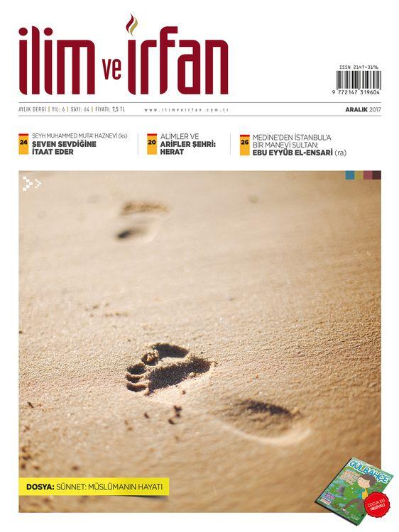 İlim ve İrfan dergisinden 'Müslümanın hayatı: Sünnet' dosyası
