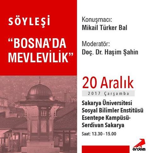 Bosna'da Mevlevilik