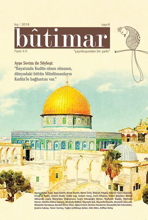 Bûtimar dergisinin 6. sayısı çıktı