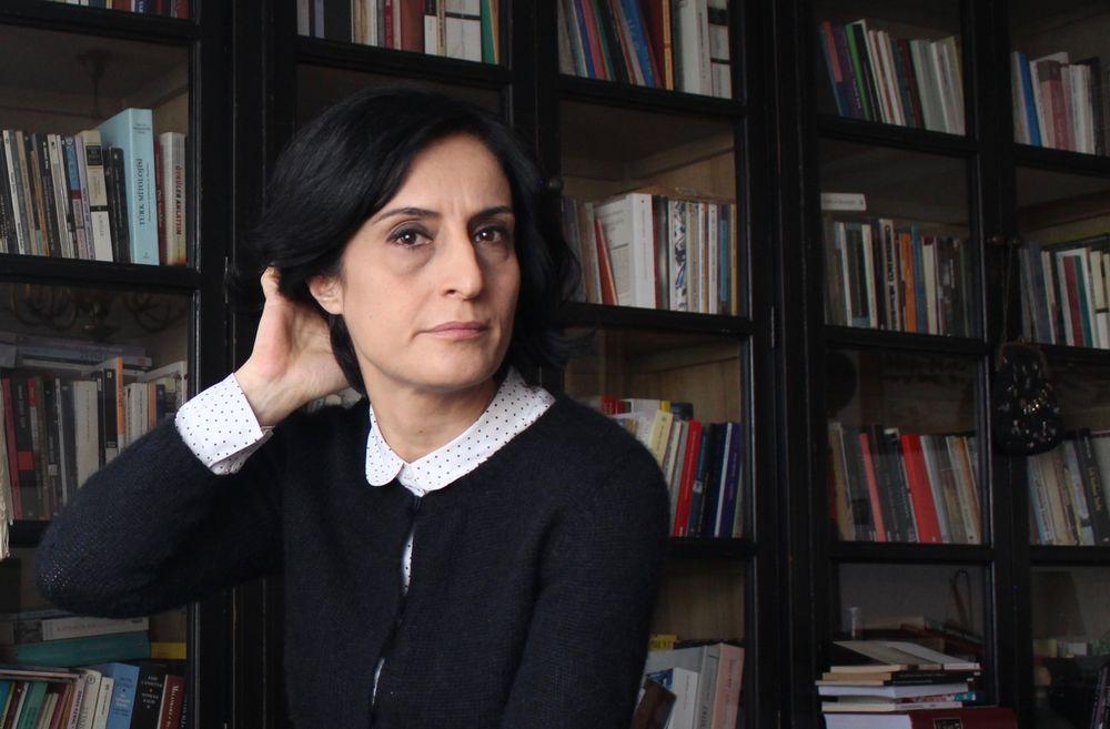 Hatice Meryem: İlk Kitaplar Bir Yazarın Memleketi Gibidir