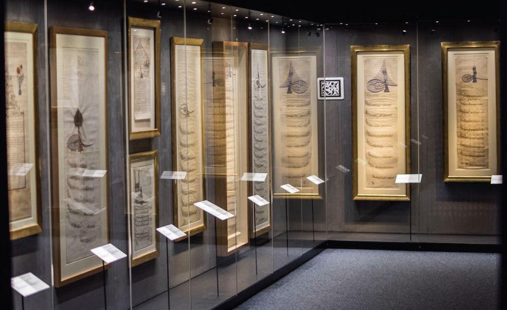 Gelenekten Geleceğe Miras: Sabancı Hat Koleksiyonu