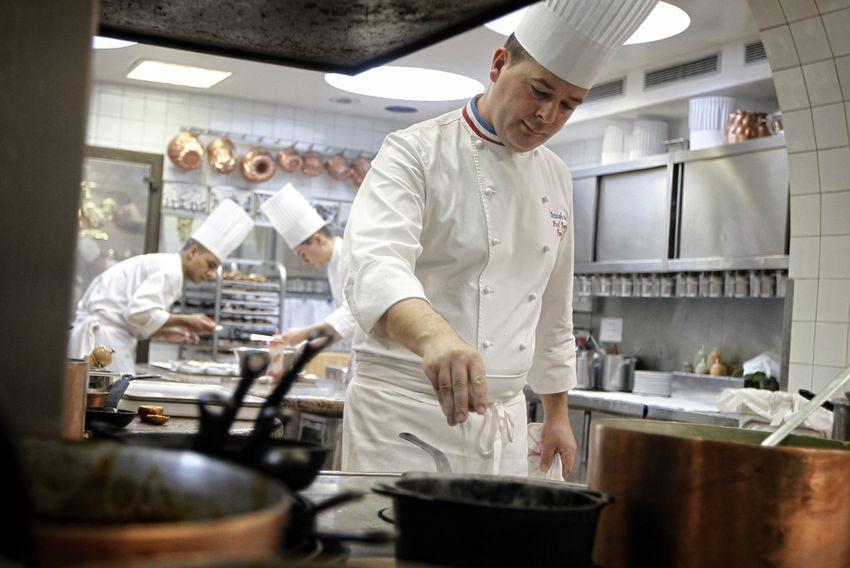 Fransız Mutfağının En Ünlü Şeflerinden Biri Olma Yolunda Yüz Adım
