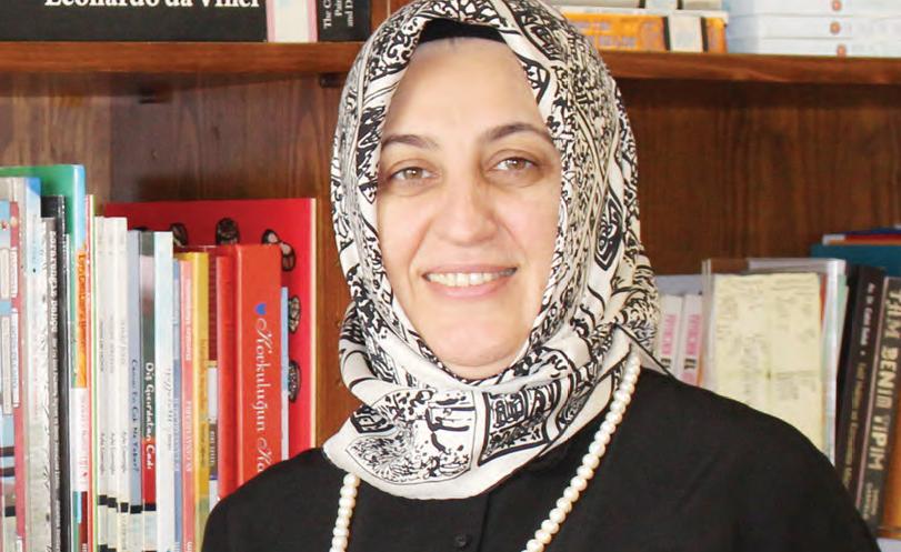 Melike Günyüz: Kütüphanesiz Okul Kurulmamalı