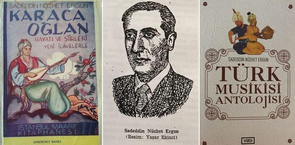 Musikişinas ve edebiyat tarihçisi bir şeyh: Sadeddin Nüzhet Ergun