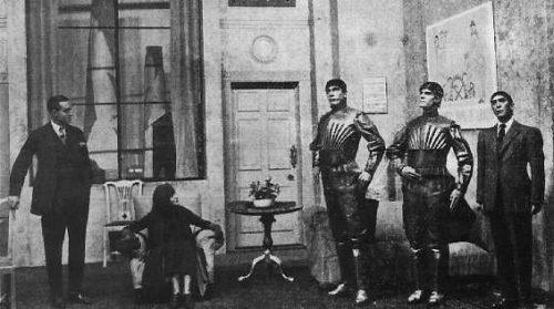 100 Yıl Önce Robotlara ve İnsanlığın Sonuna Dair Yazılan Bir Eser