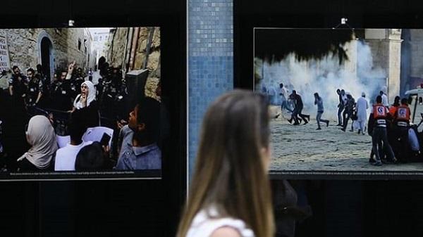 Filistinli Foto Muhabirlerinin Gözünden 'Kudüs ve Mescid-i Aksa'