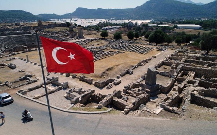 Türkiye UNESCO Dünya Miras Geçici Listesi'nde Birinci