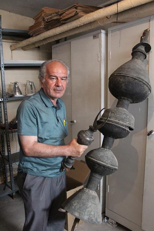 750 yıllık Alem Müzede Sergilenecek