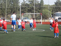 Ankara'da futbol okulu açılıyor!
