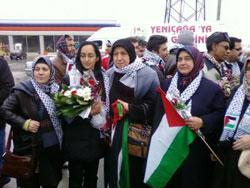Filistin Konvoyu Geliyor!