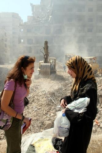 Ece Temelkuran, Beyrut 2006