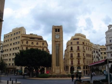 Beyrut Saat Kulesi