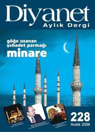 Diyanet Dergisi SAyı: 228