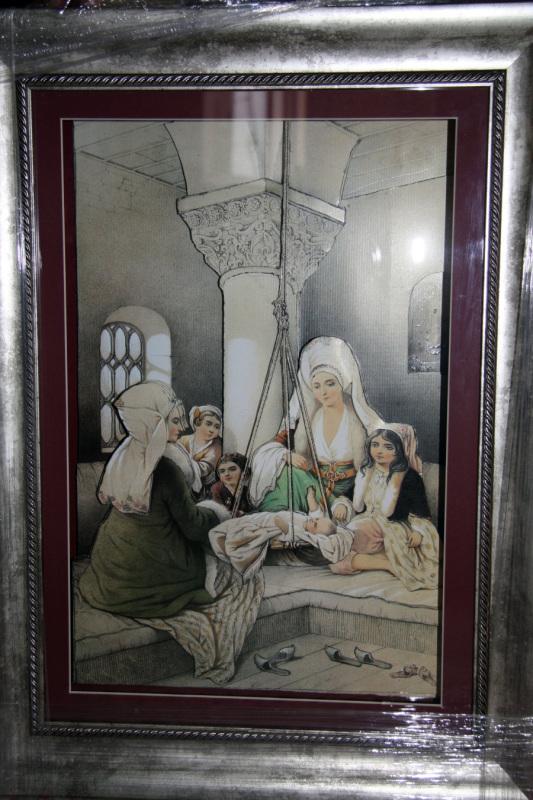 Nersrin Çaylı Sanat ve Okuma Evi - Bir ev hanımının tablosu