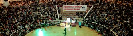 Rasulullah'a Sevgi Gecesi, Konya AGD
