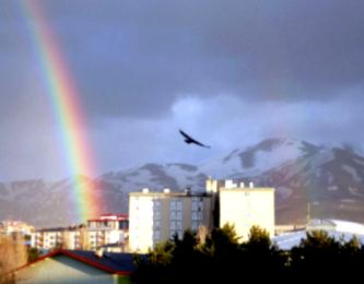 Erzurumun baharı nasıldır, nasıl?!'