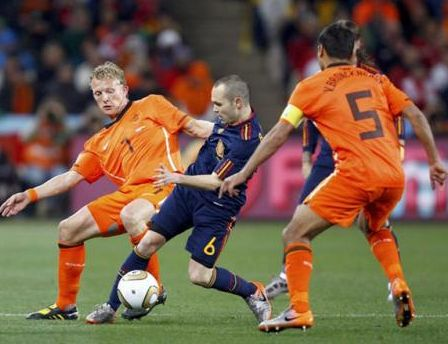 Hollanda-İspanya