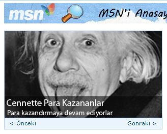 MSN Cenneti satın almış!