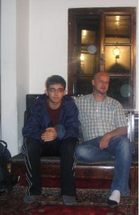 Esad Eseoğlu ve Şerif Patkoviç