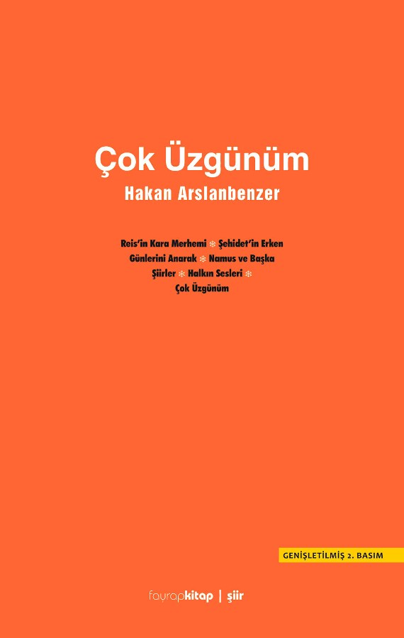 Hakan Arslanbenzer -Çok Üzgünüm