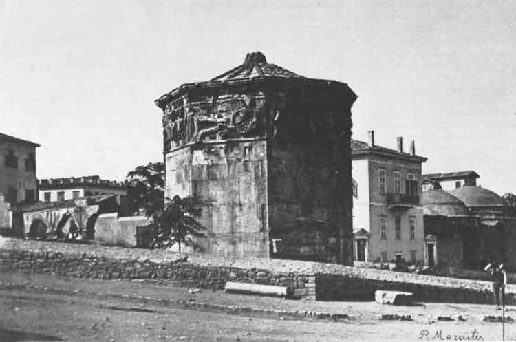 P. Morgüten -Rüzgar Kulesi (1870)
