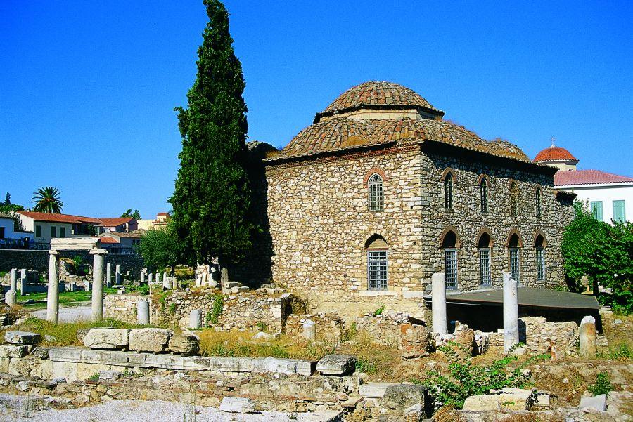 Fethiye Camii -Atina