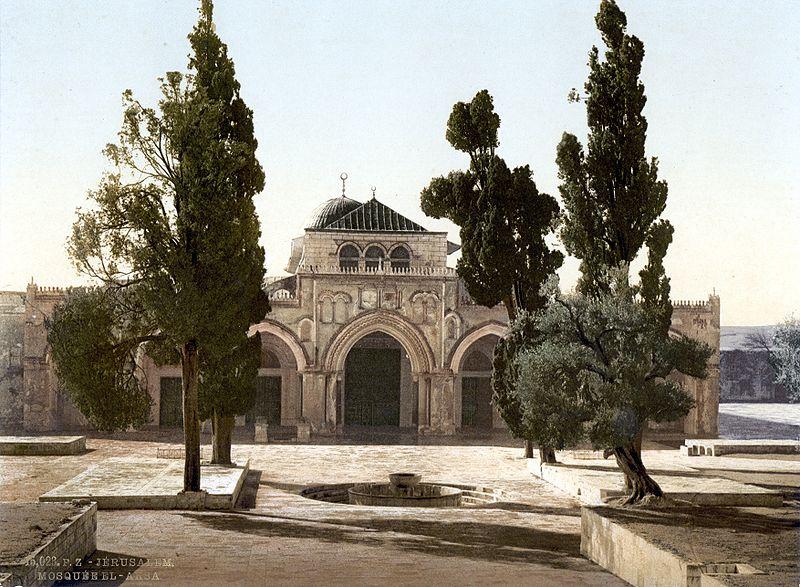 Mescid-i Aksa (1890-1900)