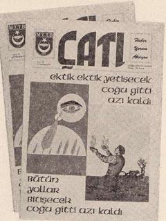 Çatı dergisi
