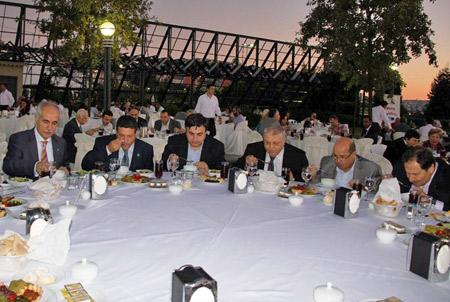 Kültür A.Ş. iftarı