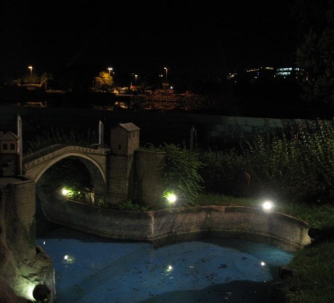 Miniatürk, Mostar Köprüsü