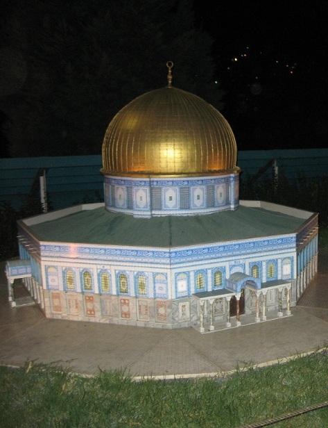 Miniatürk, Kubbetü's Sahra