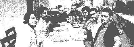 Mürteci Sözlük müdavimlerinden bir grup