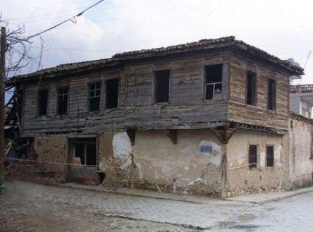 Âkif'in Bayramiç'teki evine gittim!