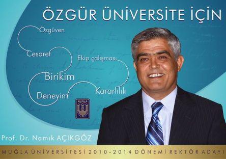 Muğla Üniversitesi'nde seçim var