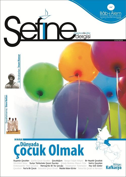 Sefine dergisi