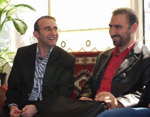 Ömer Karaoğlu ve Hakan Aykut