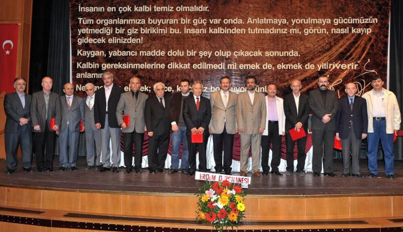 Düşünen Kalem Nuri Pakdil Sempozyumu 2010