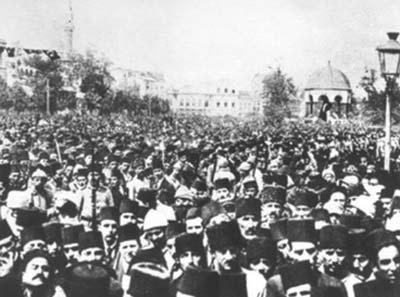 Sultan Ahmet Mitingi 1919
