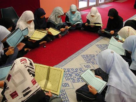Kur'an'ı okumak