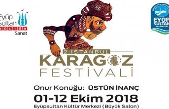 2. İstanbul Karagöz Festivali başlıyor