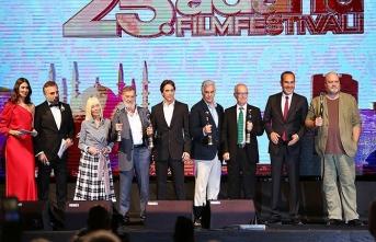 Adana Film Festivali onur ödülleri sahiplerini buldu